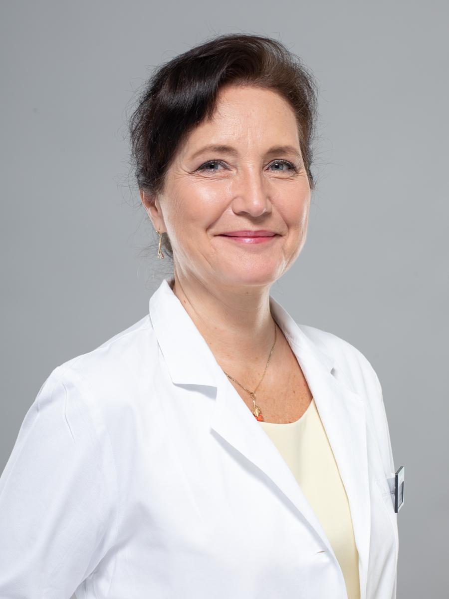 Doc. MUDr. Zuzana Hlinomazová, Ph.D.