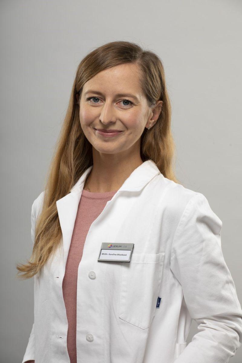 MUDr. Karolina Březíková