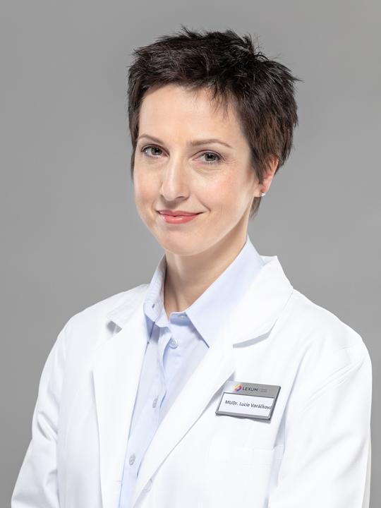 MUDr. Lucie Voráčková