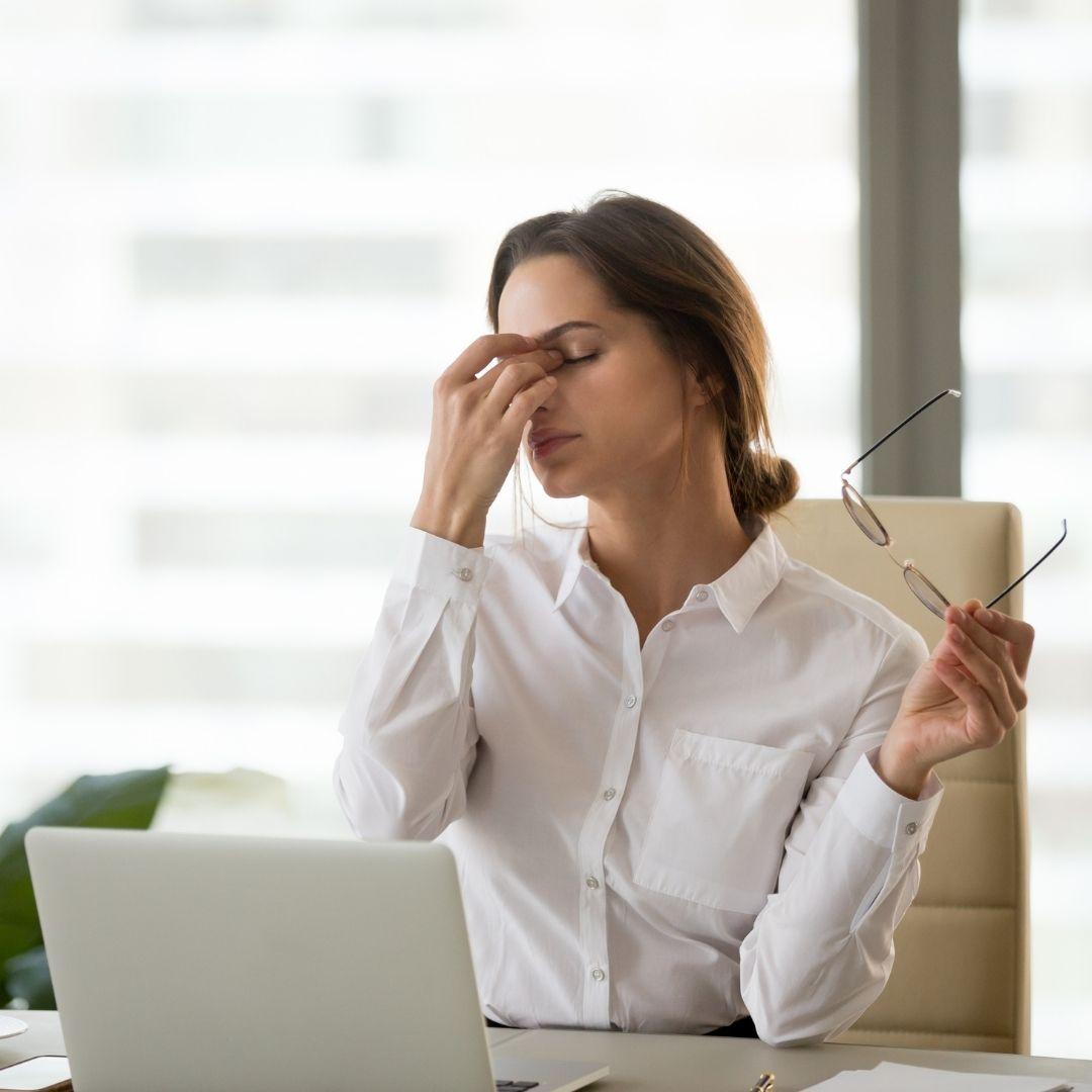 Syndrom suchého oka a onemocnění povrchu oka