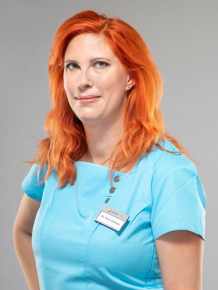 Bc. Anna Vránová