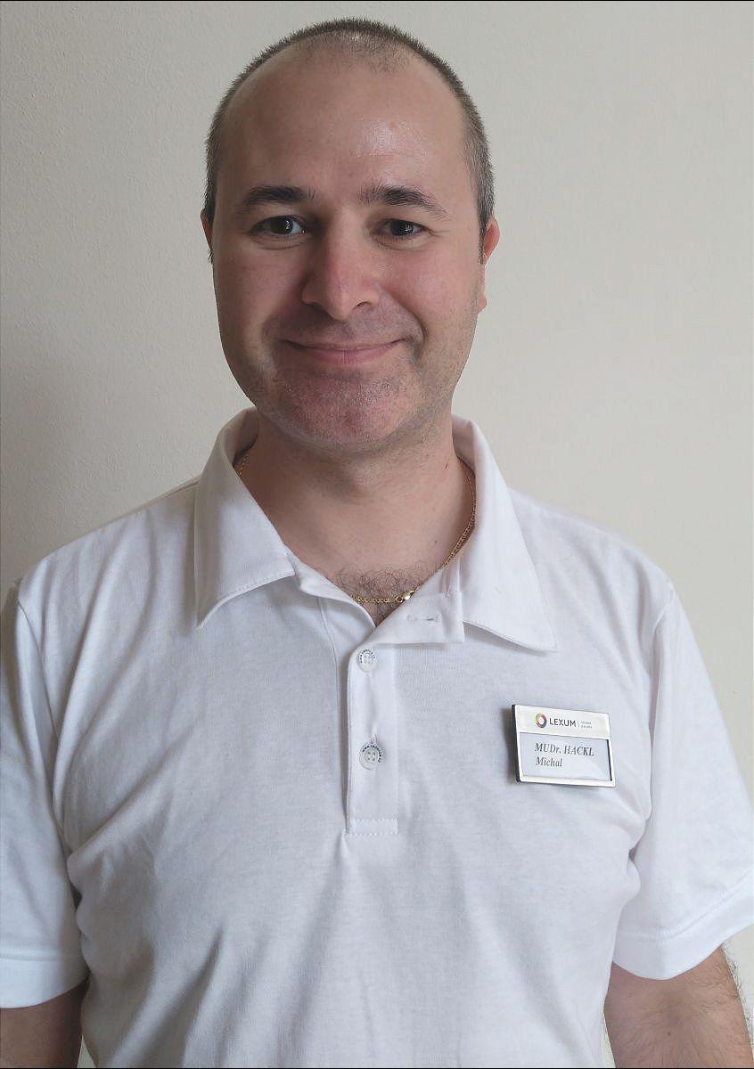 MUDr. Michal Hackl