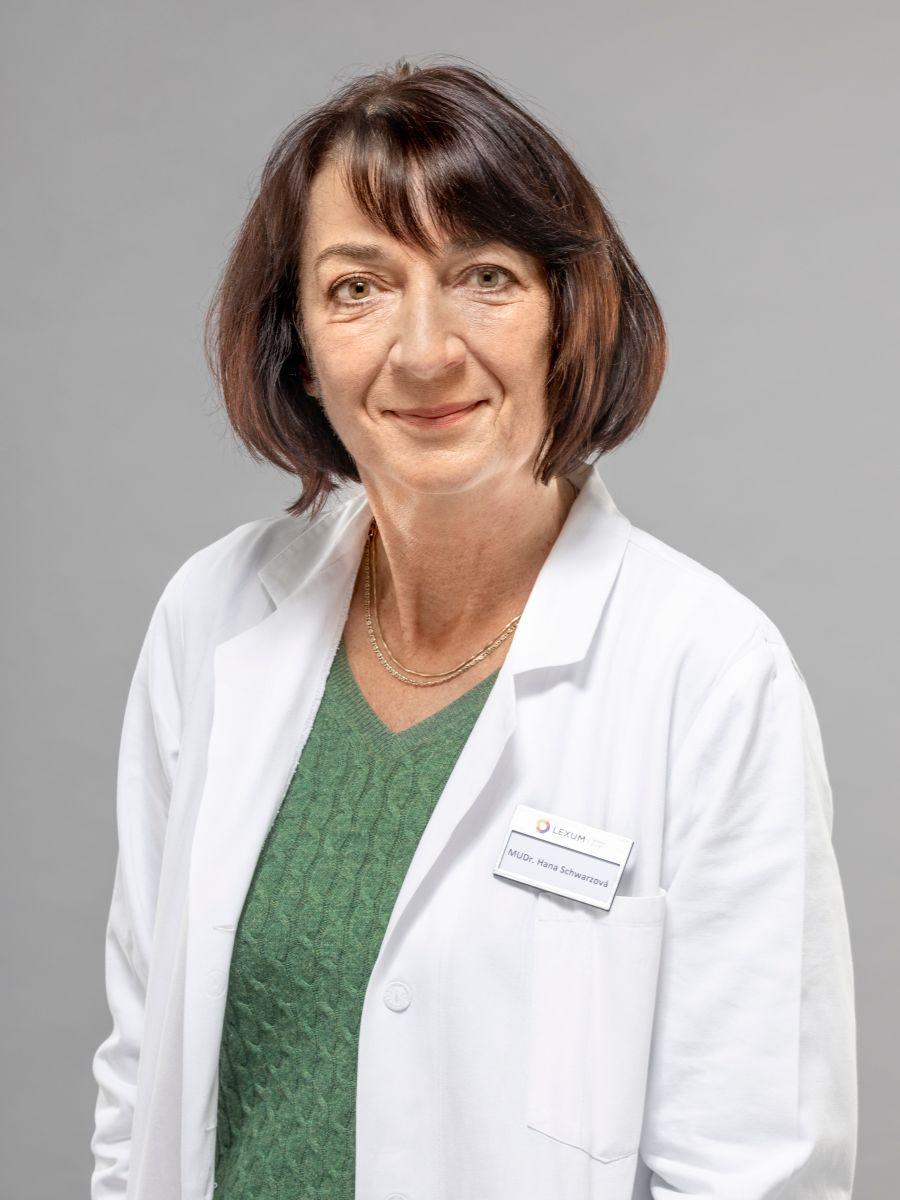MUDr. Hana Schwarzová