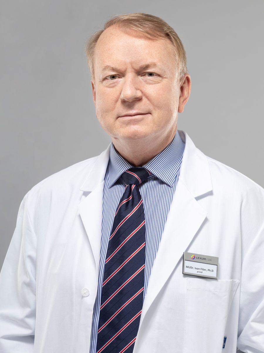 MUDr. Ivan Fišer, Ph.D.