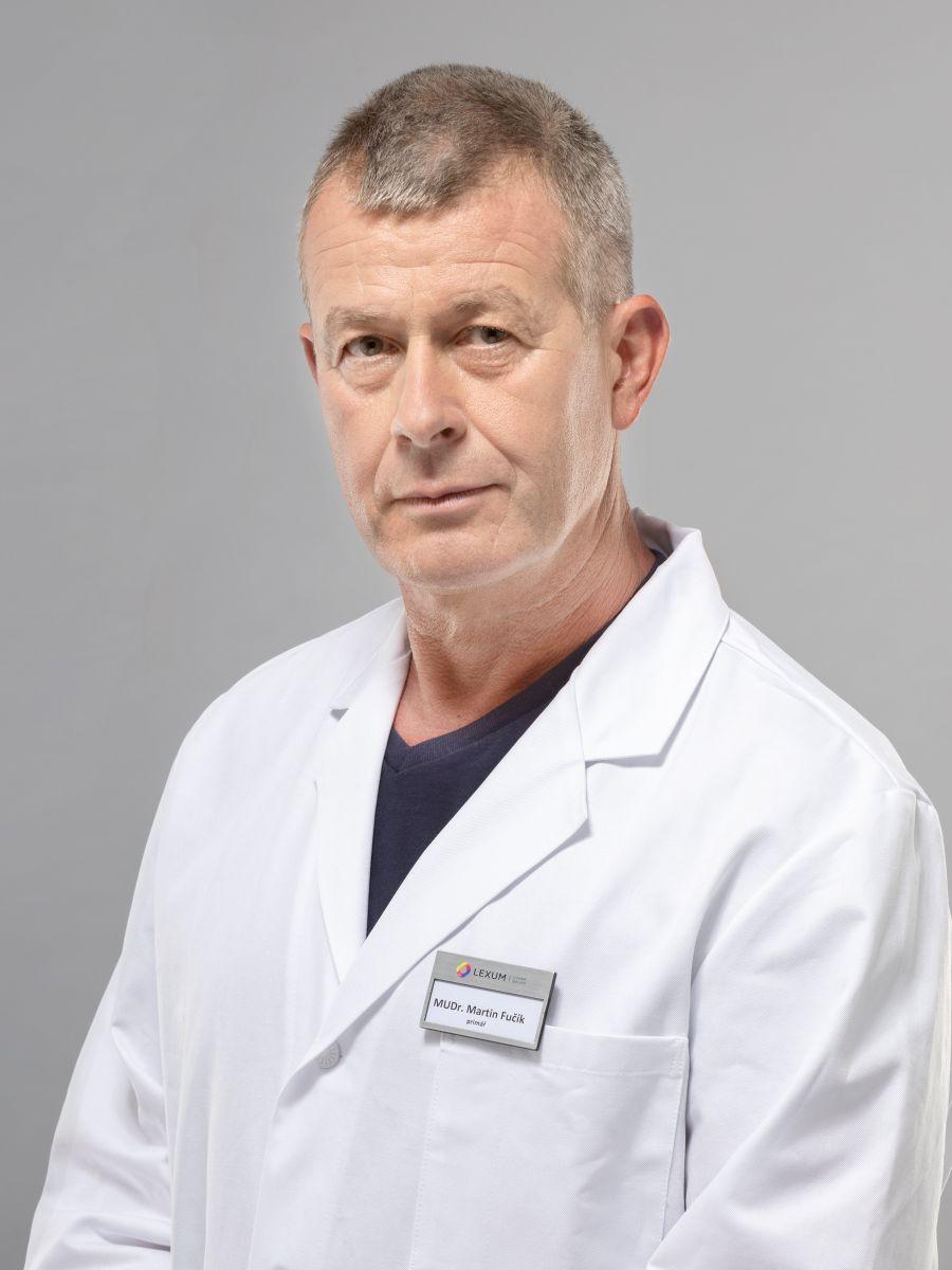 MUDr. Martin Fučík