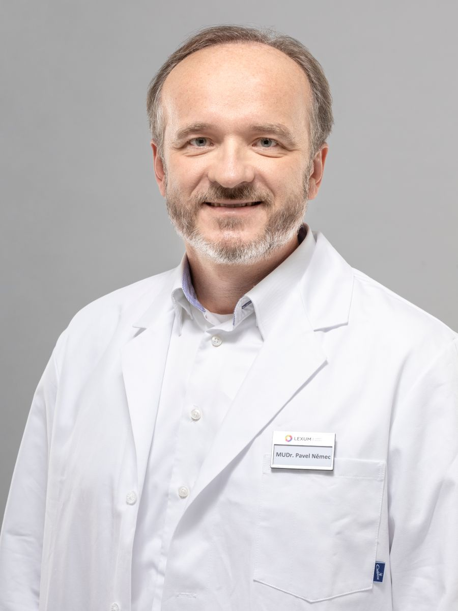 MUDr. Pavel Němec