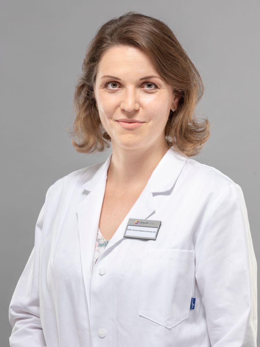 MUDr. Renata Nejdlová Cachová, DiS.