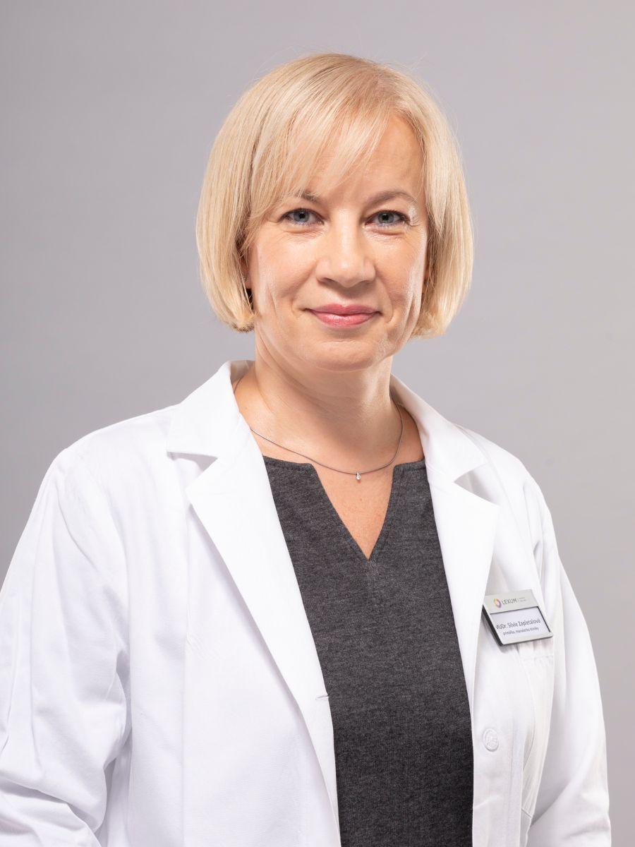 MUDr. Silvie Zapletalová