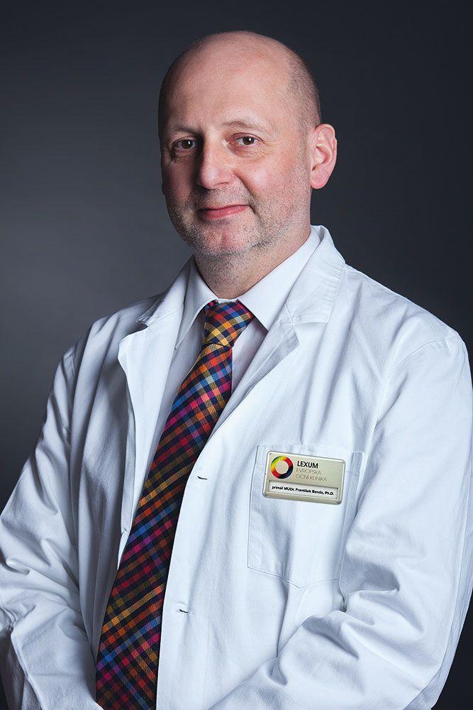 MUDr. František Benda, Ph.D.